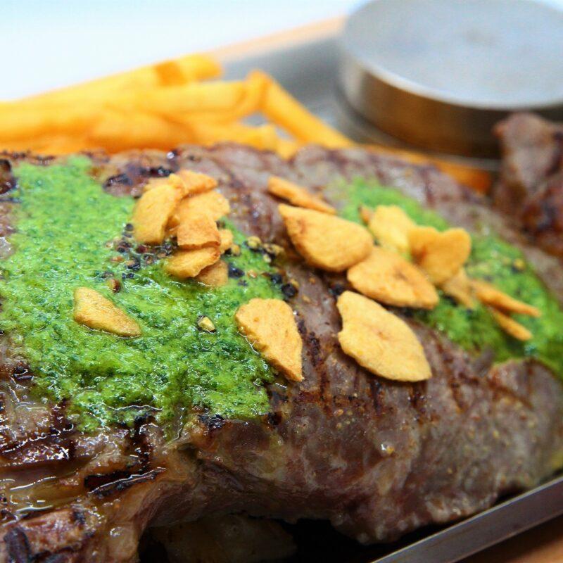 【1Pound Steak】1ポンドステーキ コーラ付き