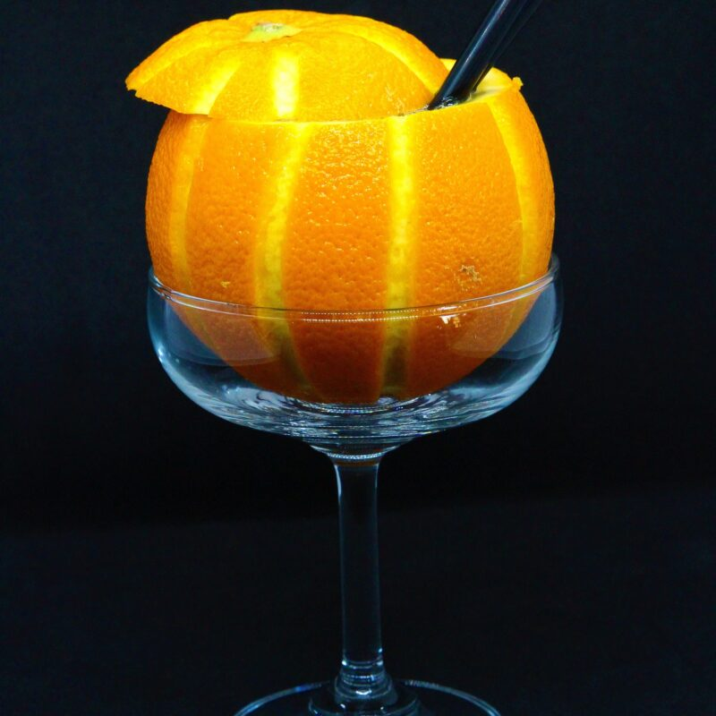 【Fresh Fruits Cocktail】ファンシーオランジェ